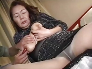 fantastic asian porn - Fantastic Asian granny