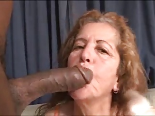 Interracial Granny Tube